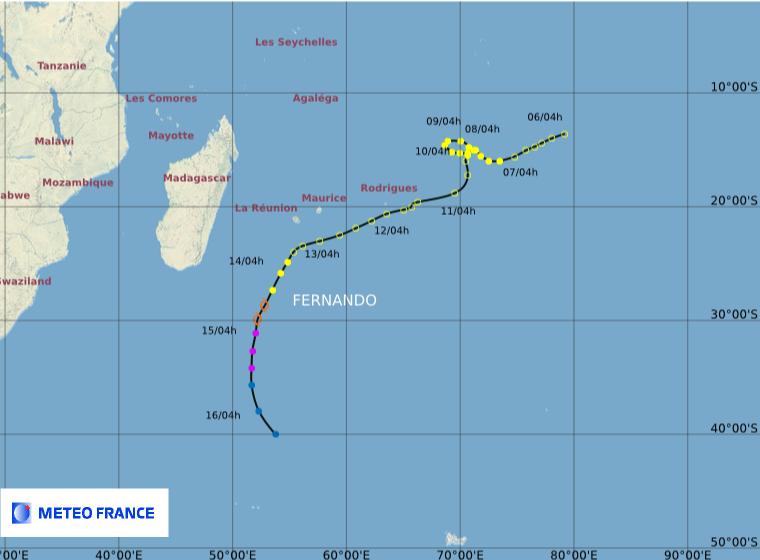 Carte cyclone 07-20162017